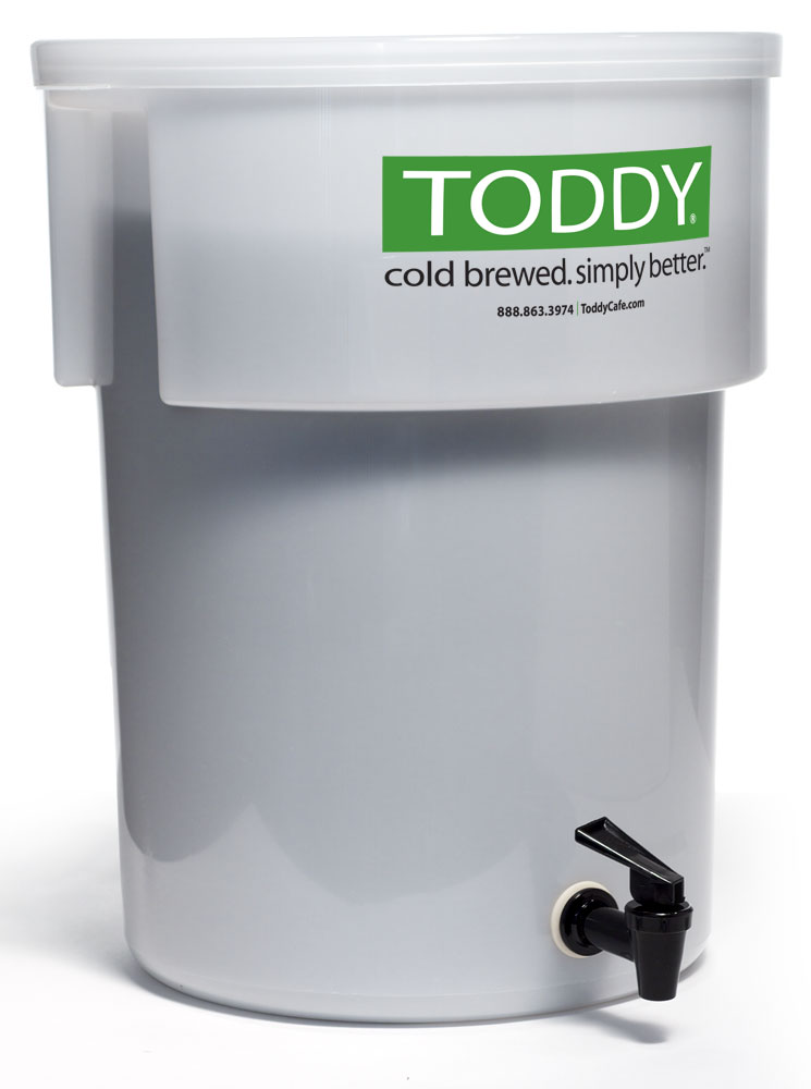 Toddy cold brew system | early goat coffee co.