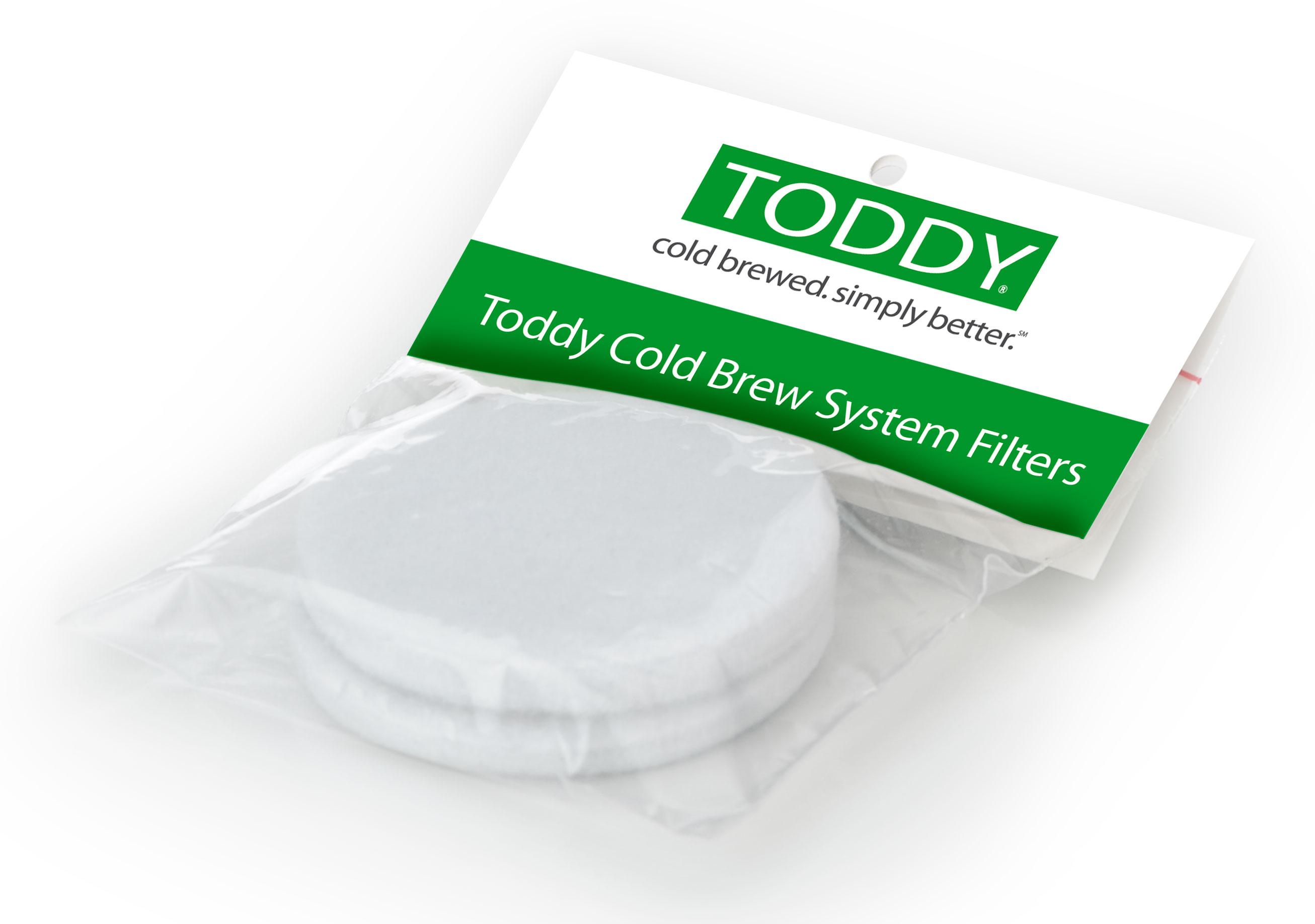 Toddy Filter 2 Packs