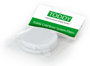 Toddy® Cold Brew System - Felt Filter 2 Packs