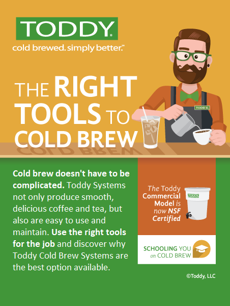 the right tools to cold brew
